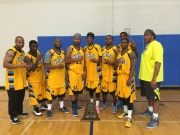 2015 T.A.A.F. Men's 6 Ft & Under Basketball State Tournament 