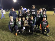 2015 TAAF 12 & Under State Flag Football Runner-up