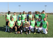 2015 TAAF Men's B State Flag Football - State Runner-Up